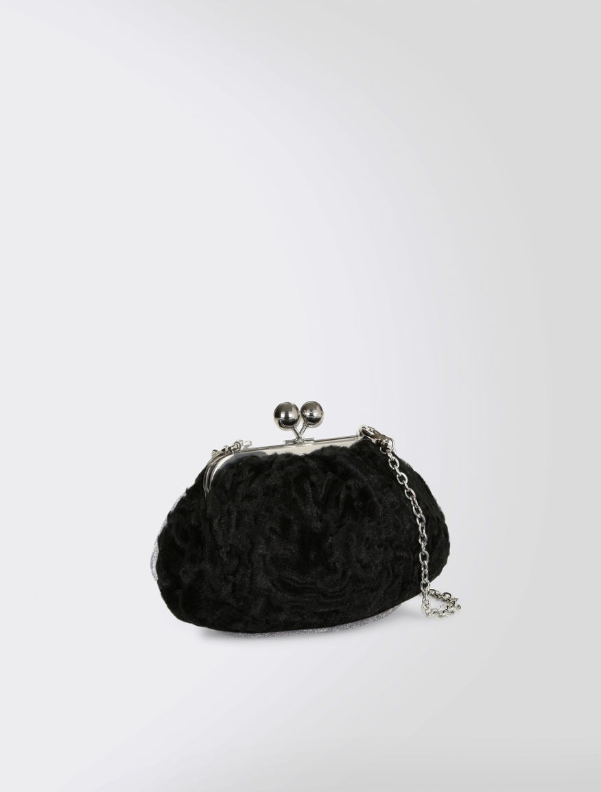 Pasticcino Bag Mini in pelliccia Weekend Maxmara