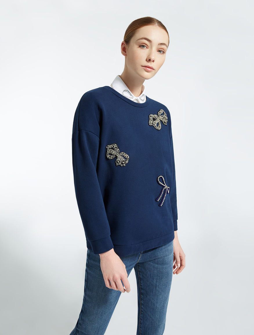 Cotton sweatshirt Weekend Maxmara