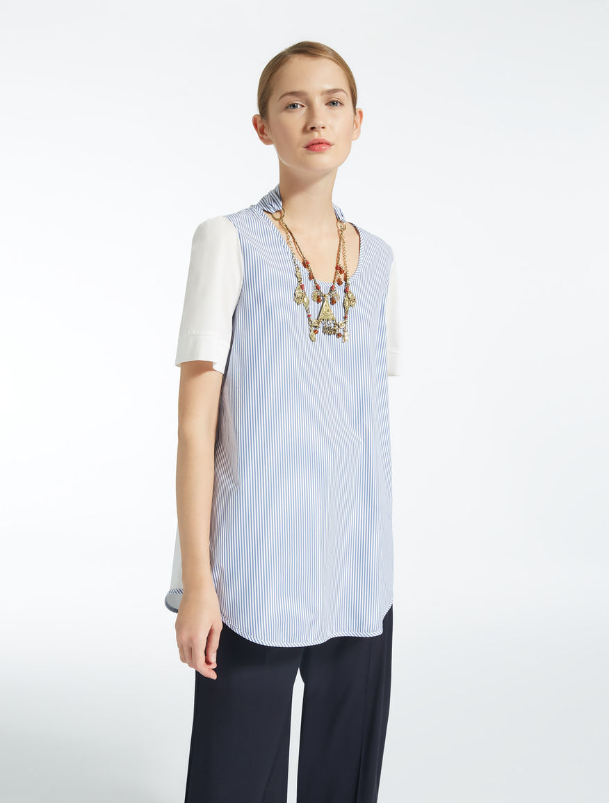 Cotton T-shirt Weekend Maxmara