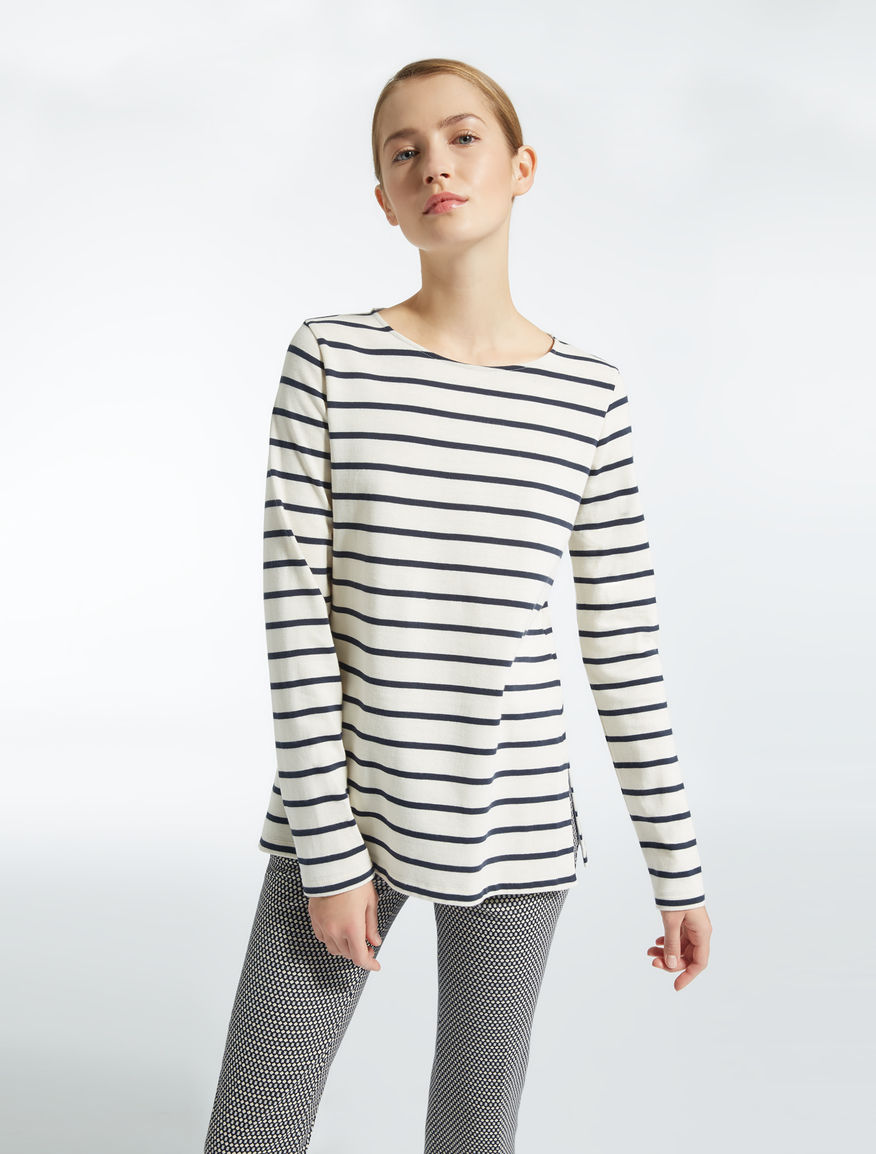 T-shirt in cotone Weekend Maxmara