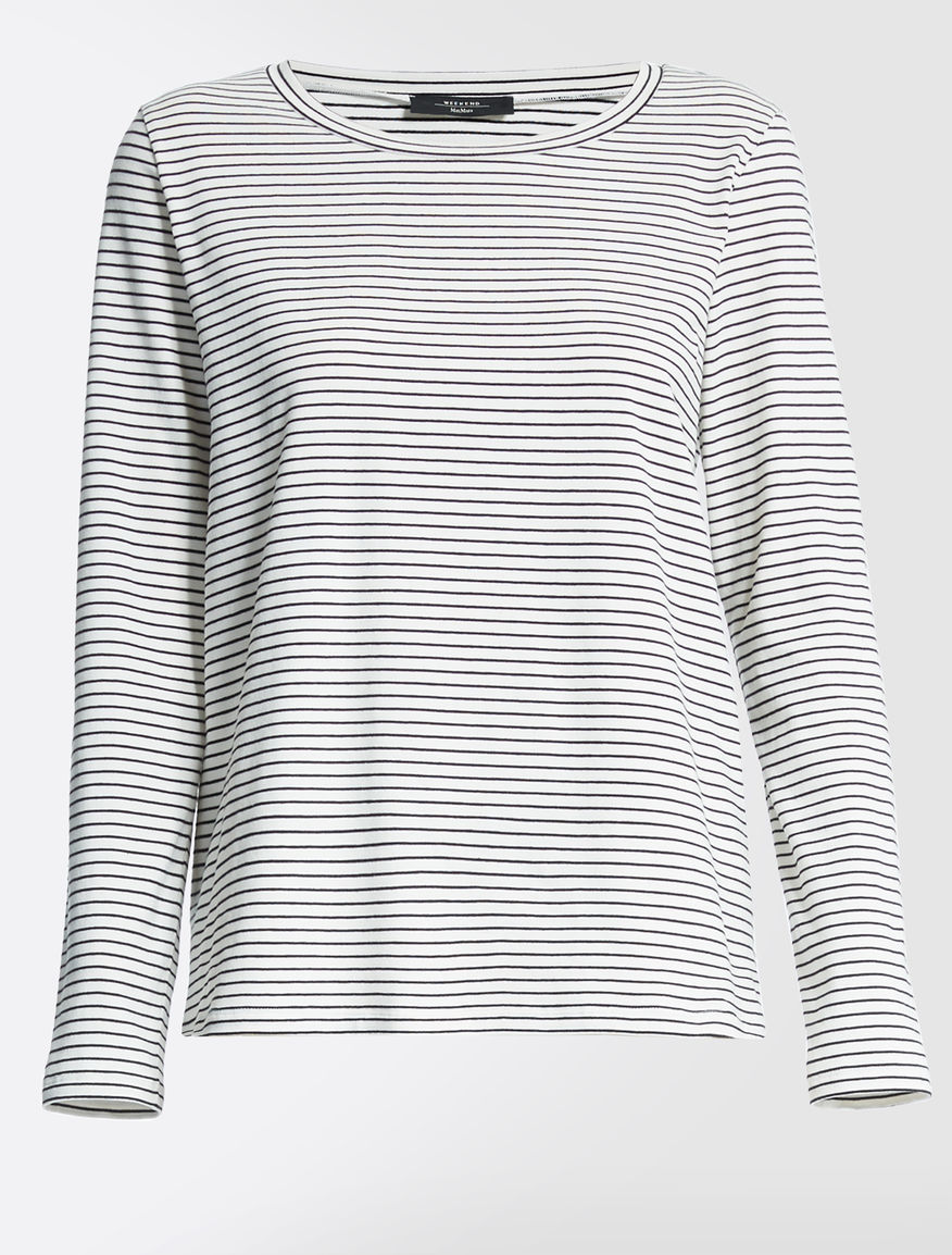 Stretch cotton sweater Weekend Maxmara