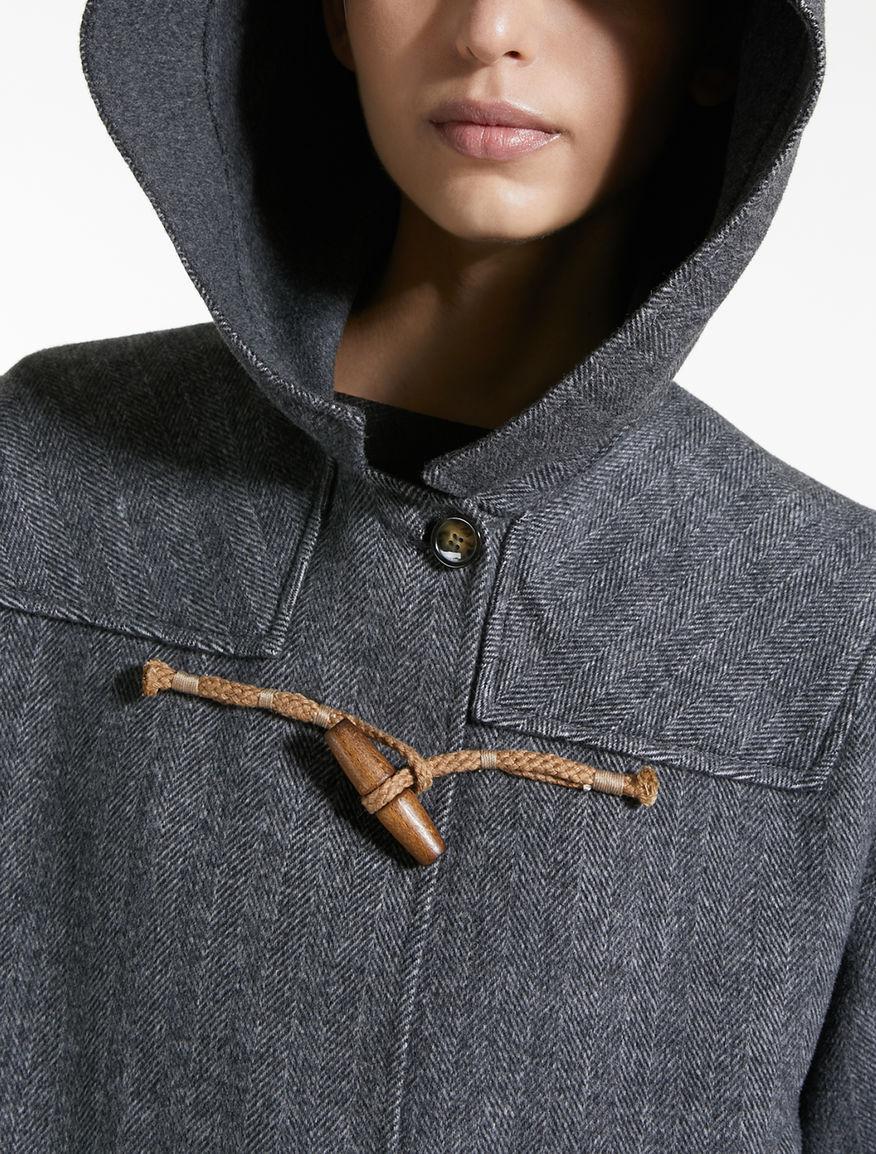 Montgomery in lana e pelliccia Weekend Maxmara
