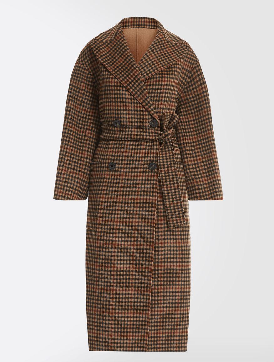 Cappotto reversibile in lana Weekend Maxmara