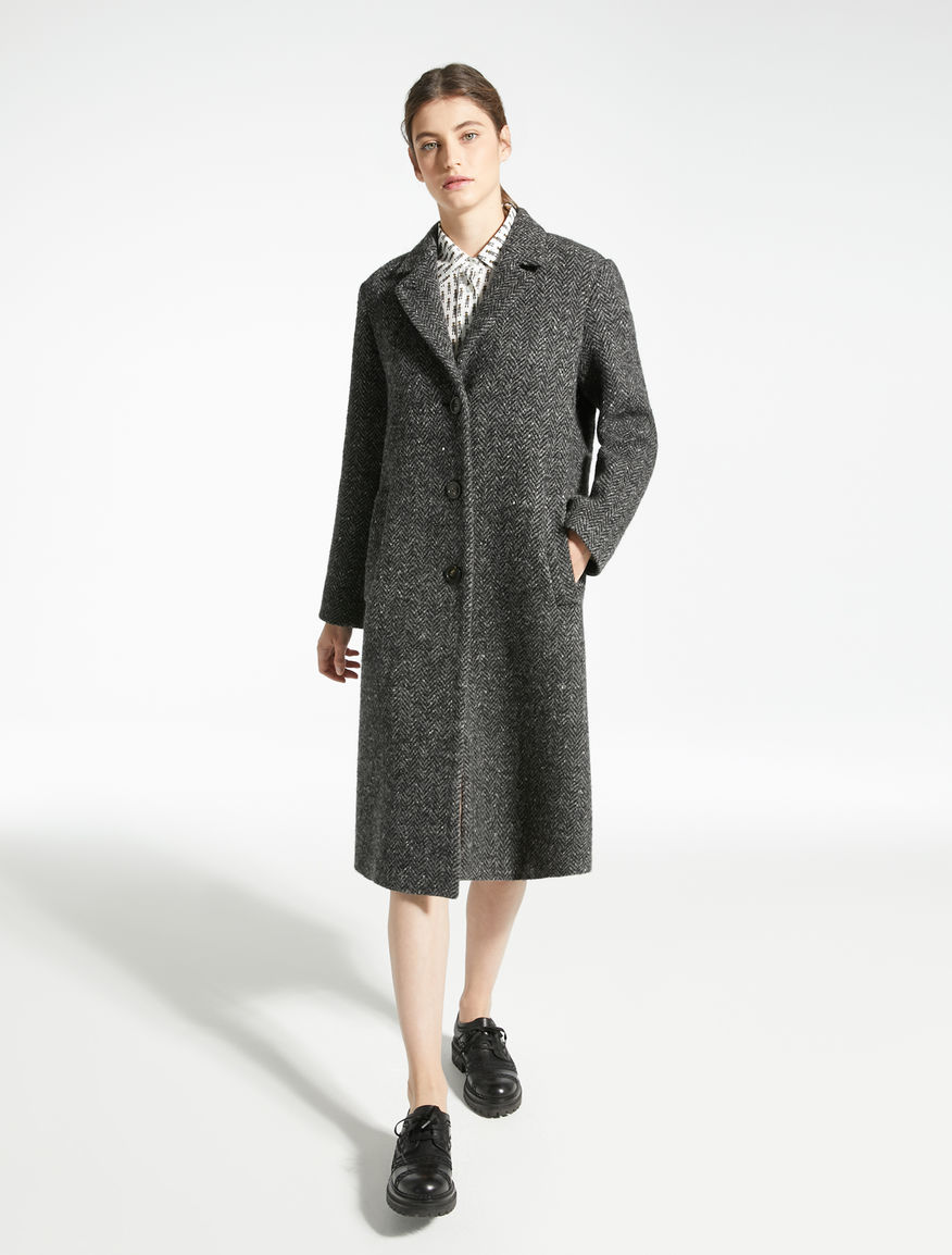 Wool, mohair and alpaca coat Weekend Maxmara