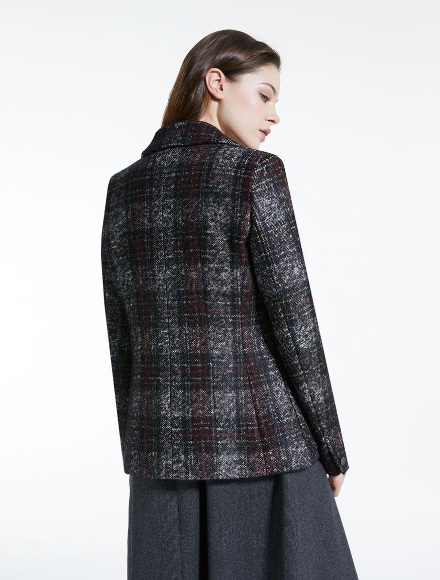 Wool, mohair and alpaca blazer Weekend Maxmara