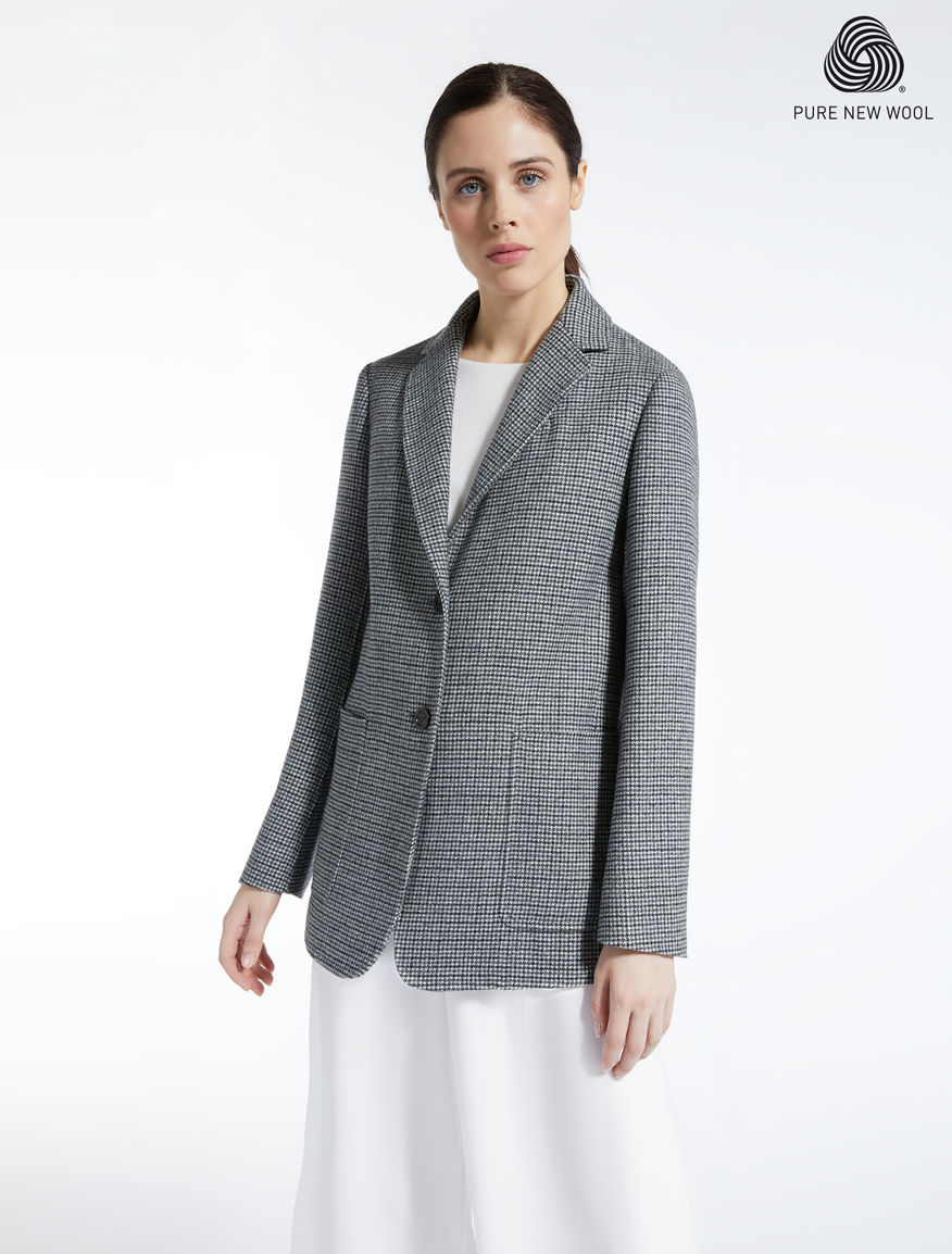 Blazer in lana Weekend Maxmara