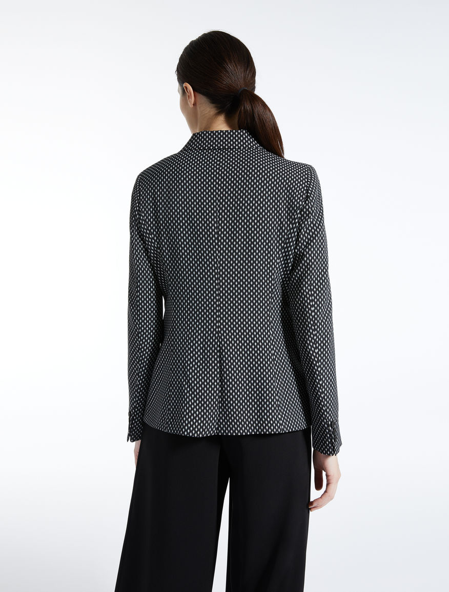 Blazer in cady stretch Weekend Maxmara