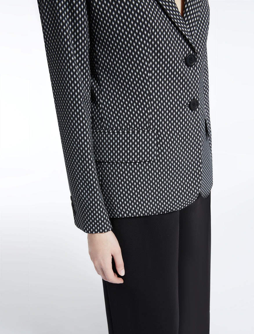 Stretch cady blazer Weekend Maxmara