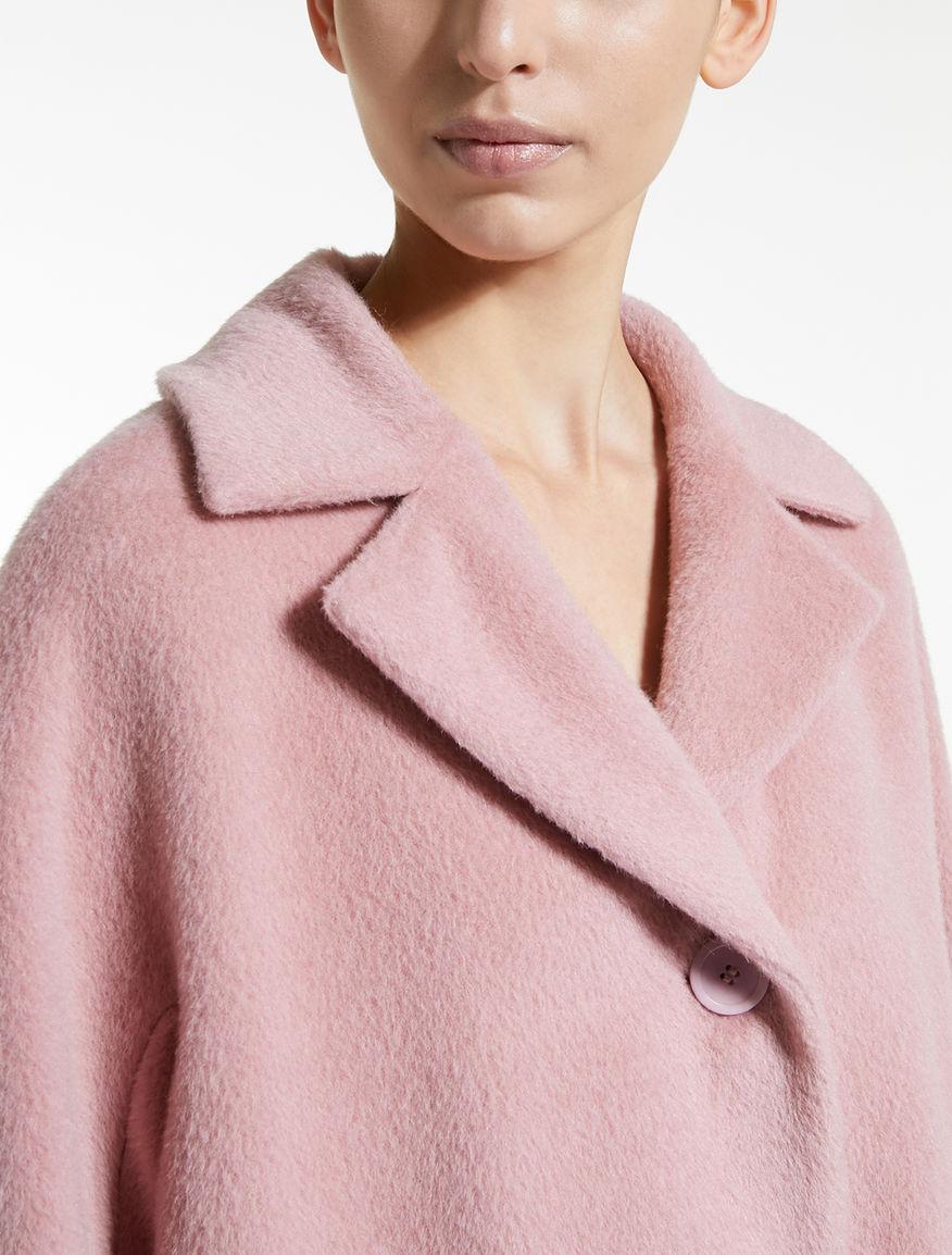 Alpaca and wool coat Weekend Maxmara