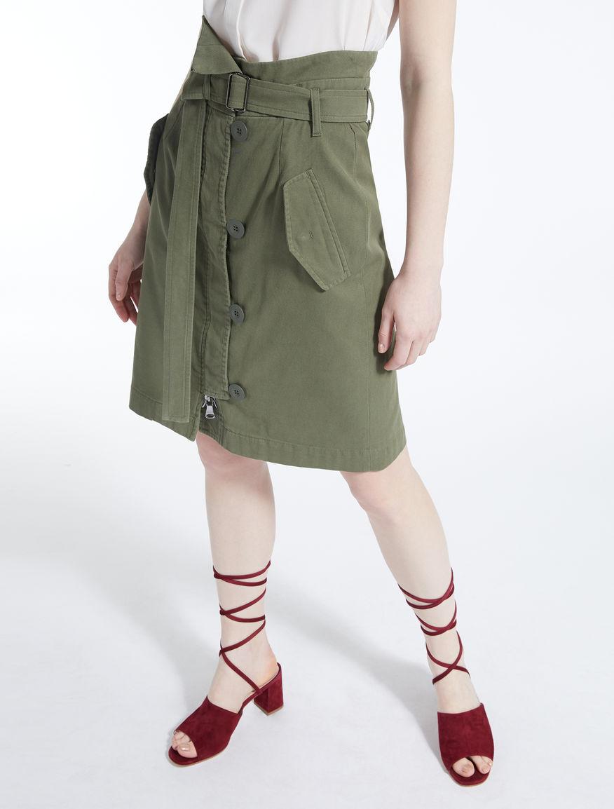 Bull cotton skirt Weekend Maxmara