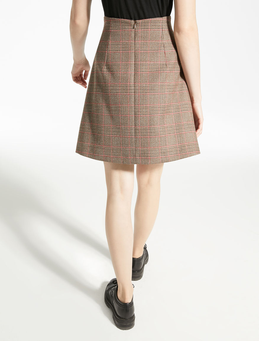 Twill wool skirt Weekend Maxmara