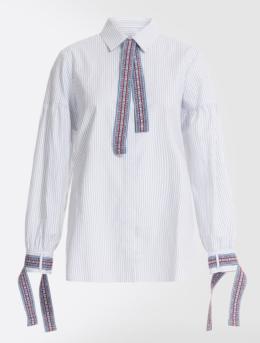 Panama cotton shirt Weekend Maxmara
