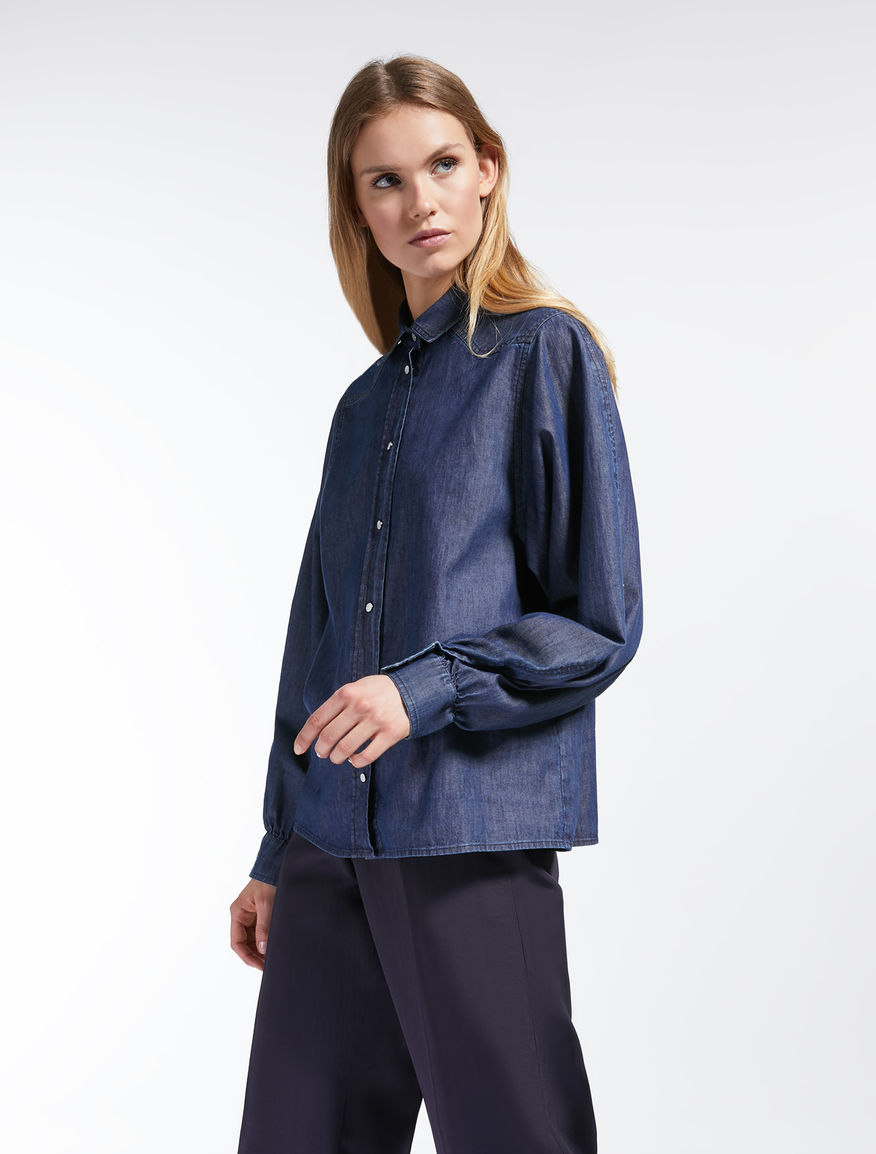 Camicia in denim Weekend Maxmara