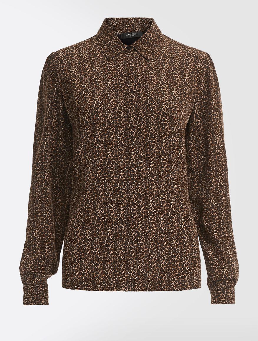 Jersey and silk shirt Weekend Maxmara
