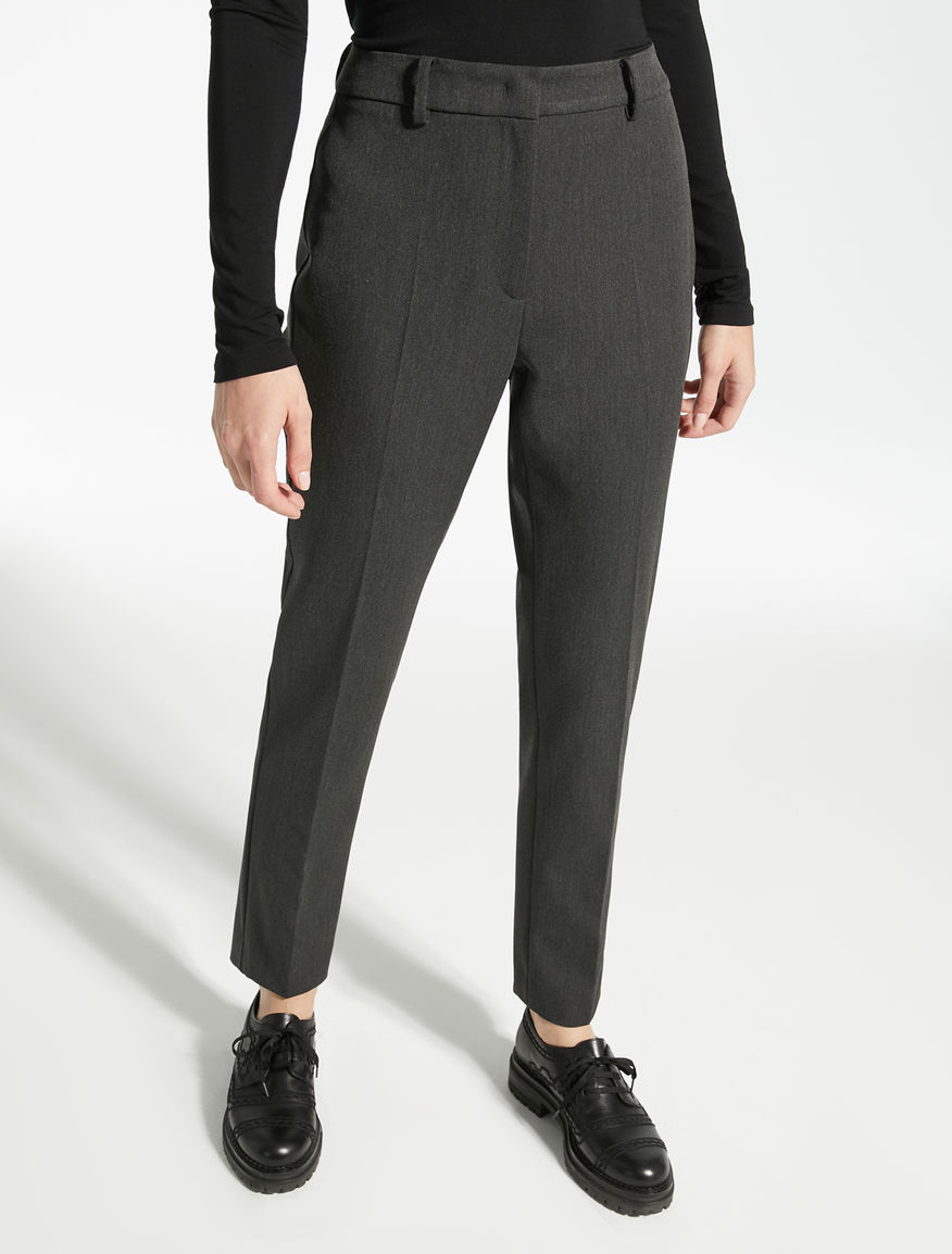 Stretch gabardine trousers Weekend Maxmara