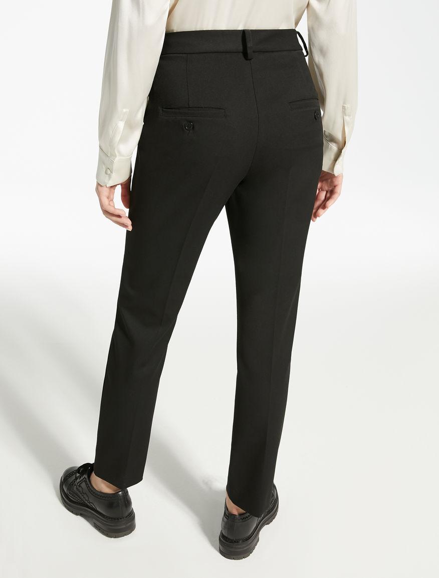 Stretch gabardine trousers Weekend Maxmara