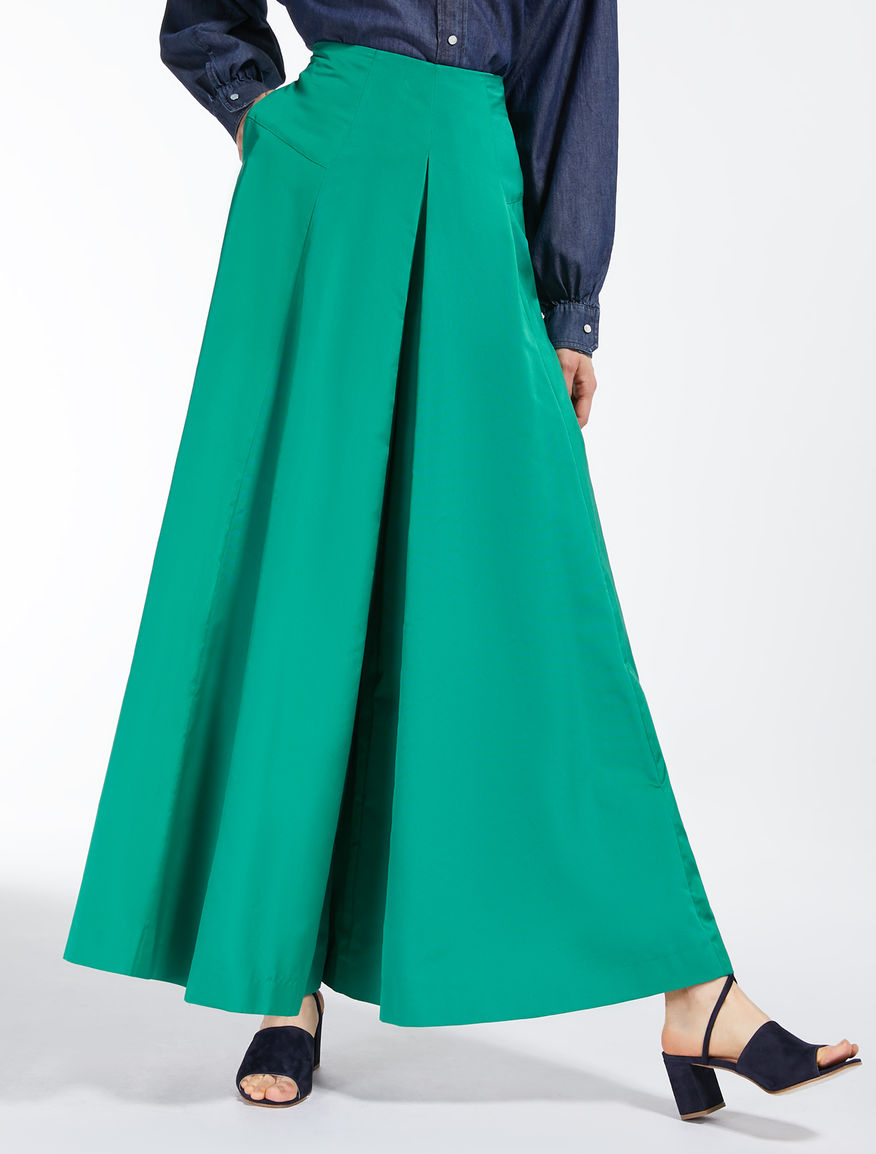 Cotton faille culottes Weekend Maxmara