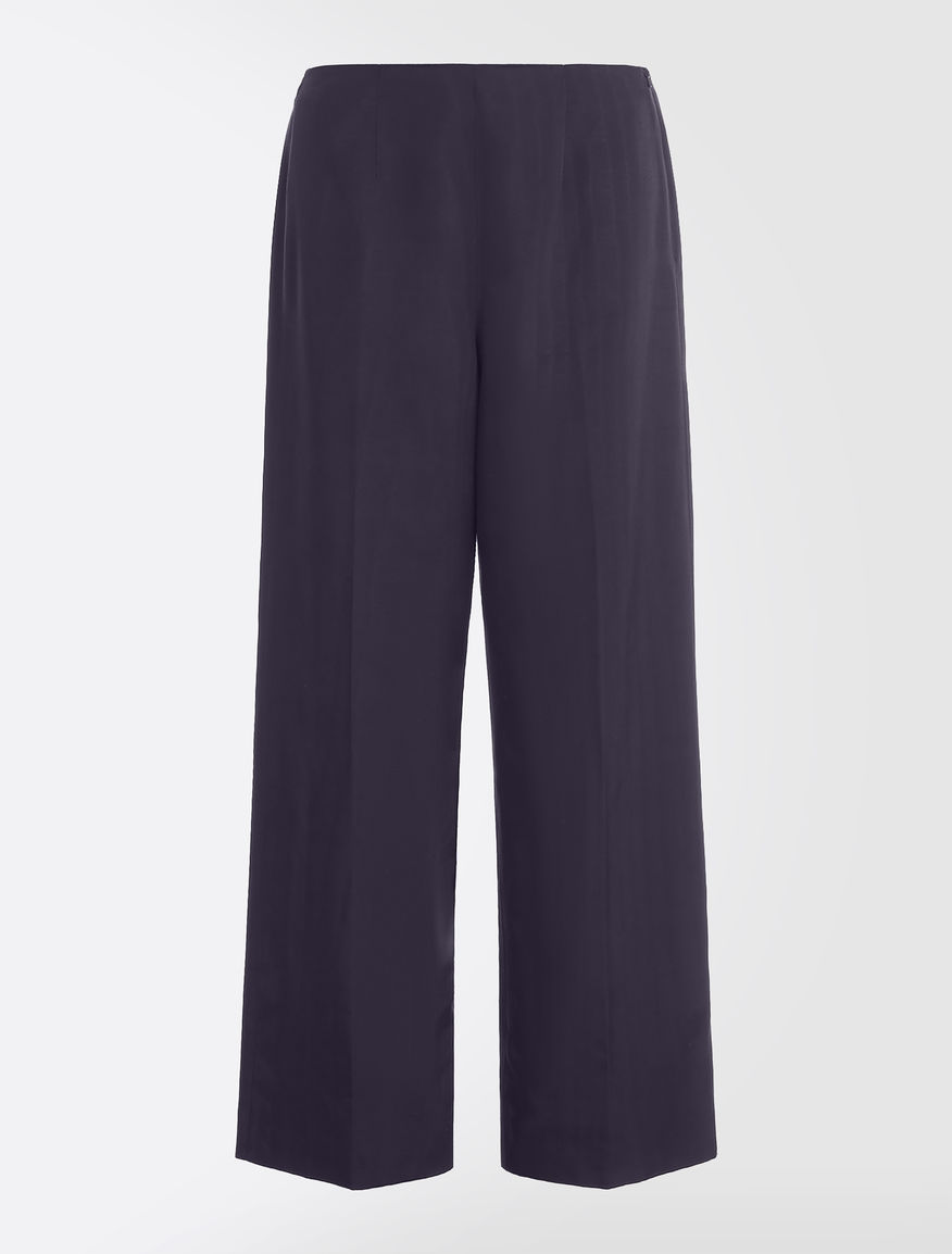 Viscose faille trousers Weekend Maxmara