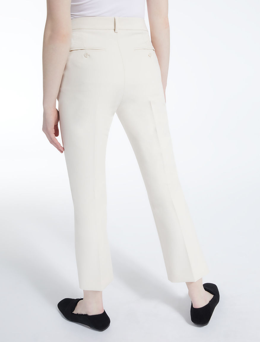Viscose cady trousers Weekend Maxmara