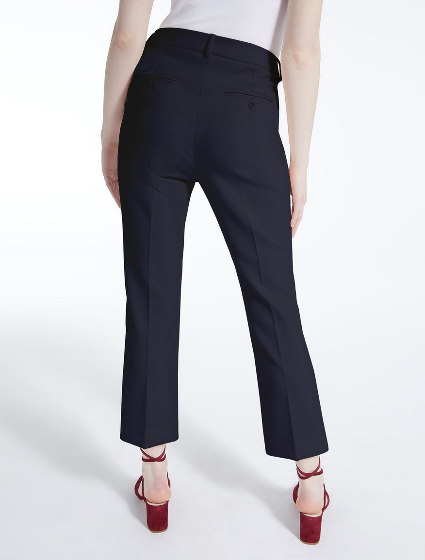 Viscose cady trousers Weekend Maxmara