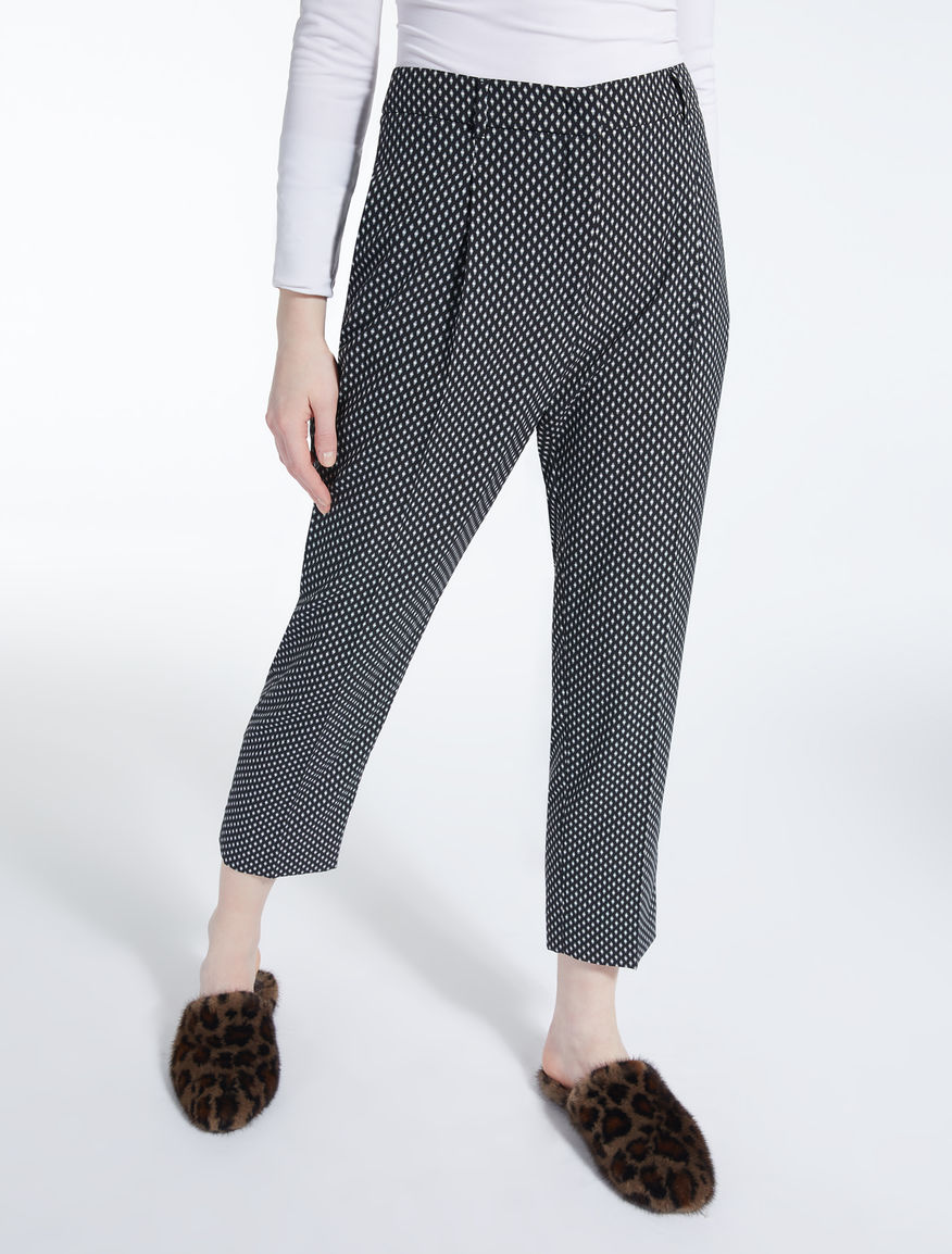 Pantaloni in cady stretch Weekend Maxmara