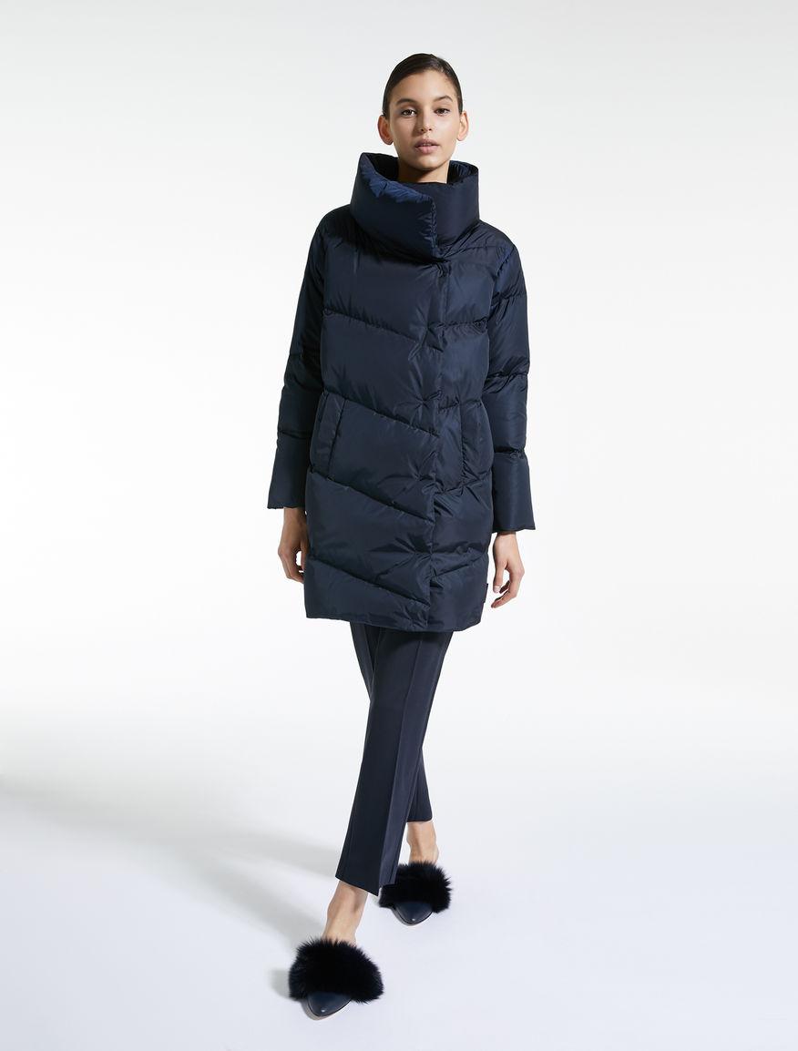 Pantaloni in gabardina di lana Weekend Maxmara