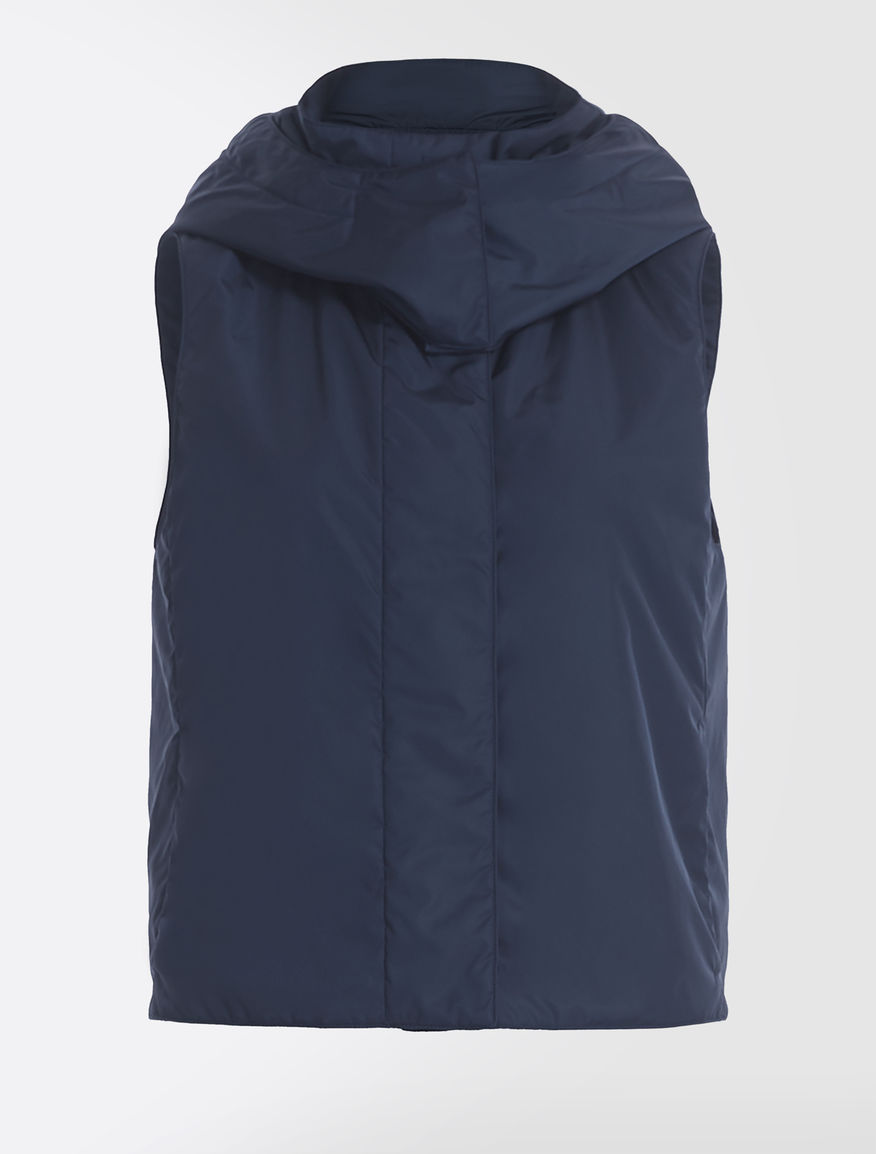 Padded taffeta gilet Weekend Maxmara