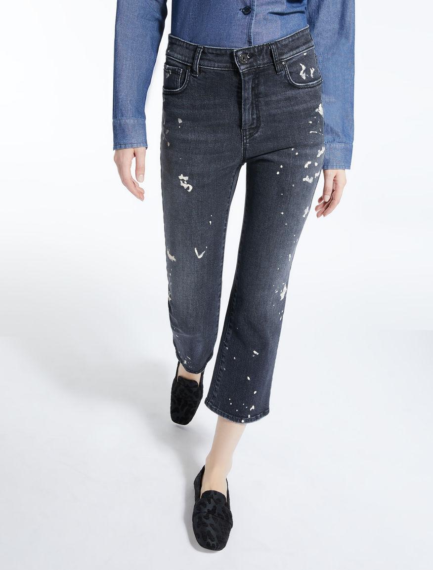 Flared denim jeans Weekend Maxmara