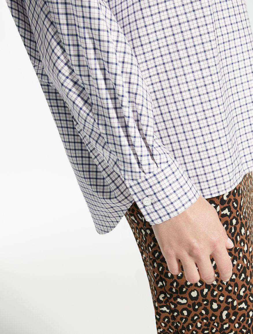 Blusa in twill di cotone Weekend Maxmara