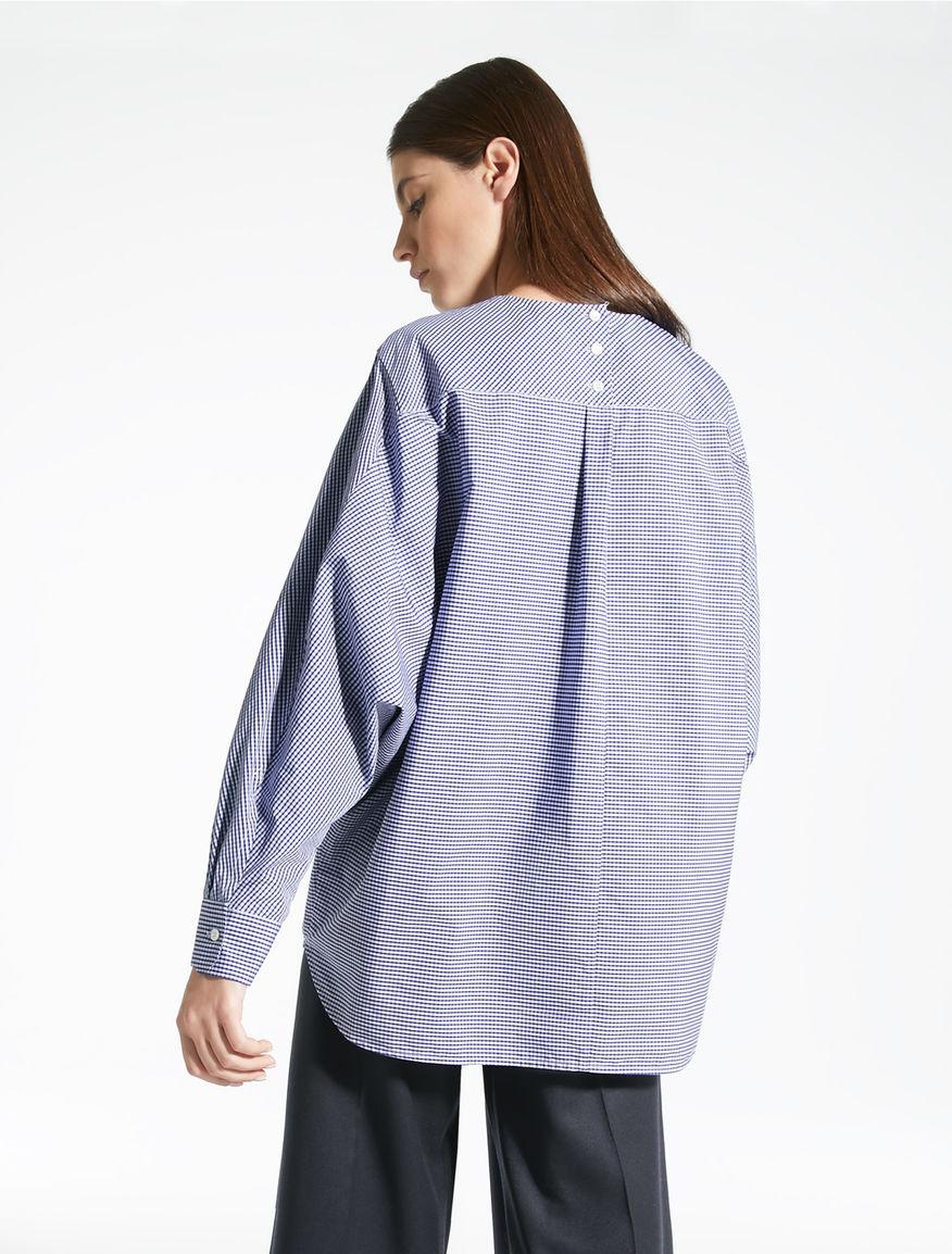 Cotton twill blouse Weekend Maxmara