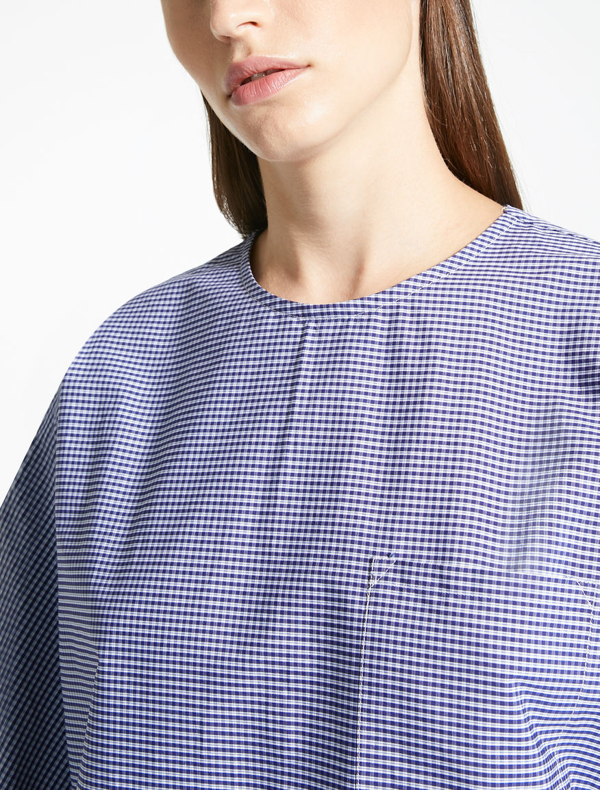 Blusa in twill di cotone Weekend Maxmara