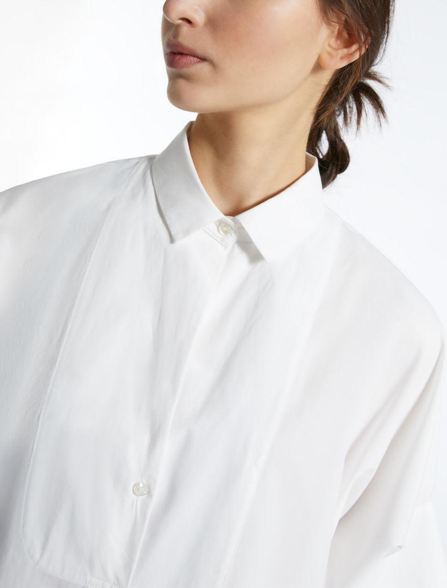 Cotton poplin tunic Weekend Maxmara