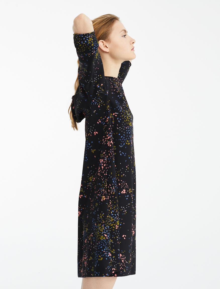 Printed cady dress Weekend Maxmara