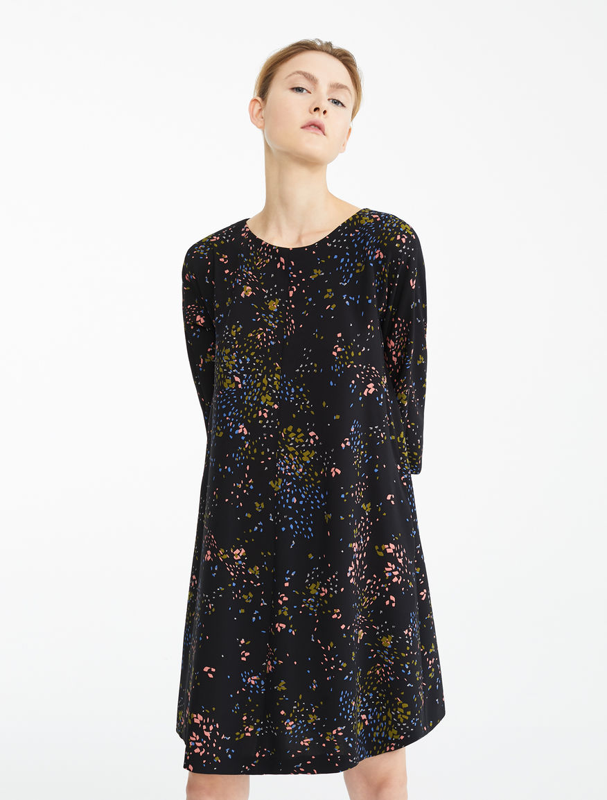 Printed cady dress Weekend Maxmara