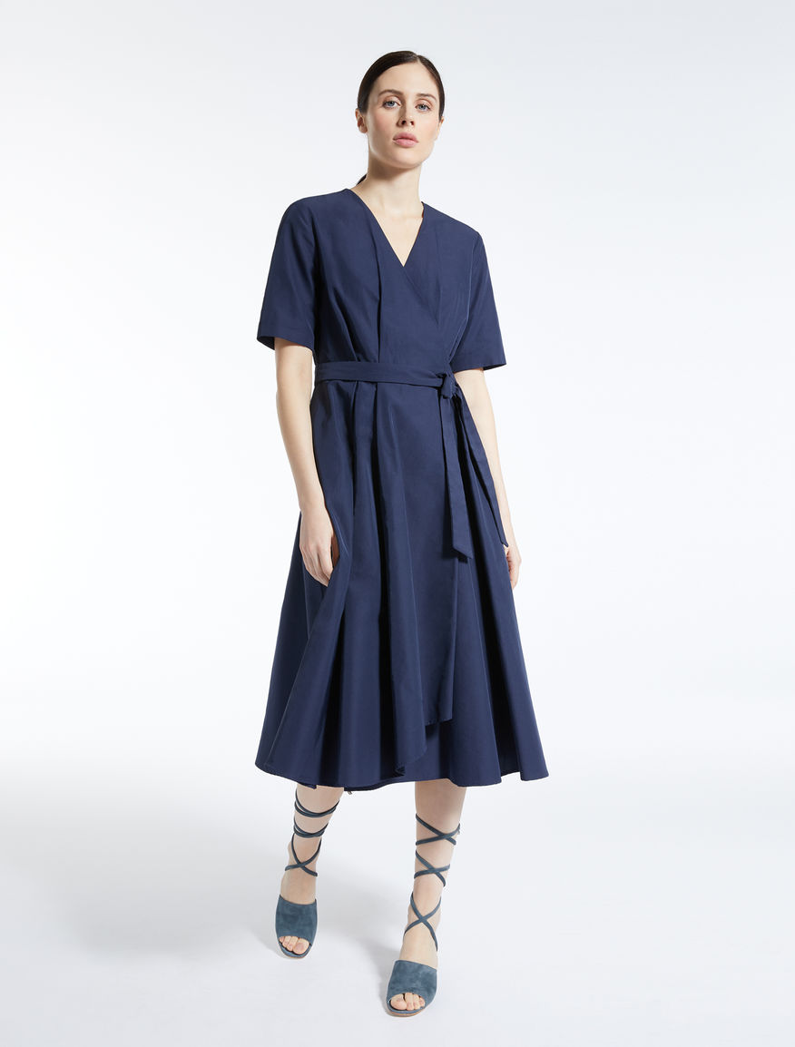 Cotton twill dress Weekend Maxmara