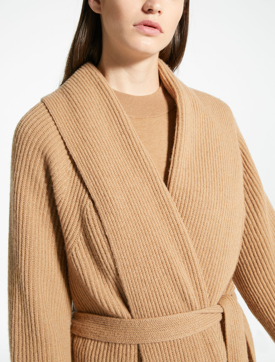 Wool yarn cardigan Weekend Maxmara