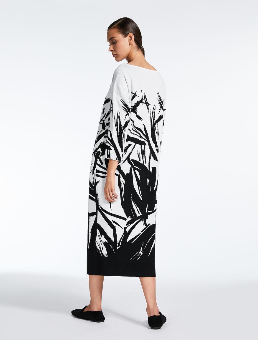 Stretch viscose yarn dress Weekend Maxmara