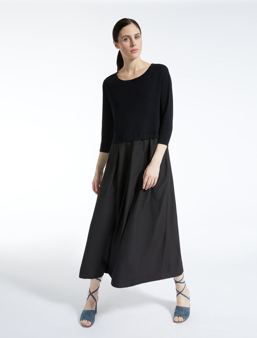 Silk and cotton dress Weekend Maxmara