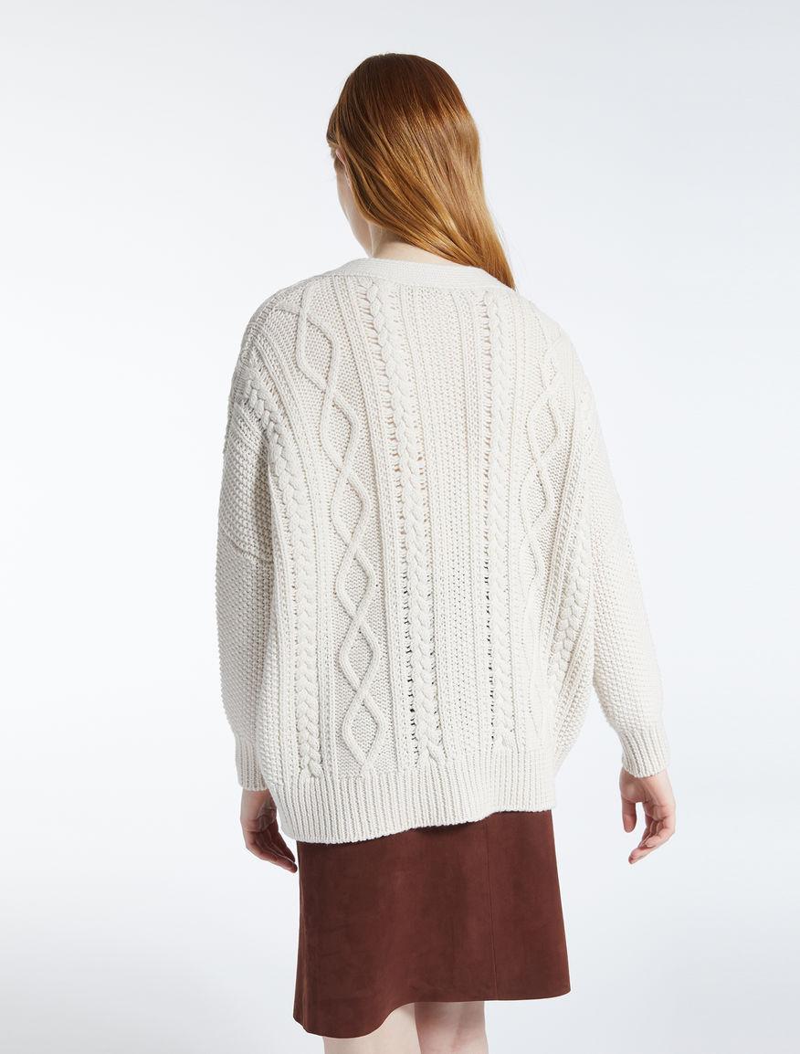 Wool cardigan Weekend Maxmara