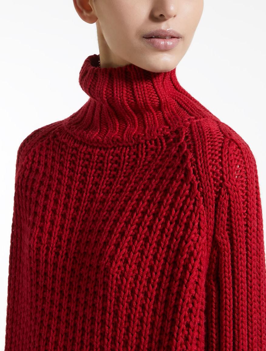 Pullover in filato di lana Weekend Maxmara