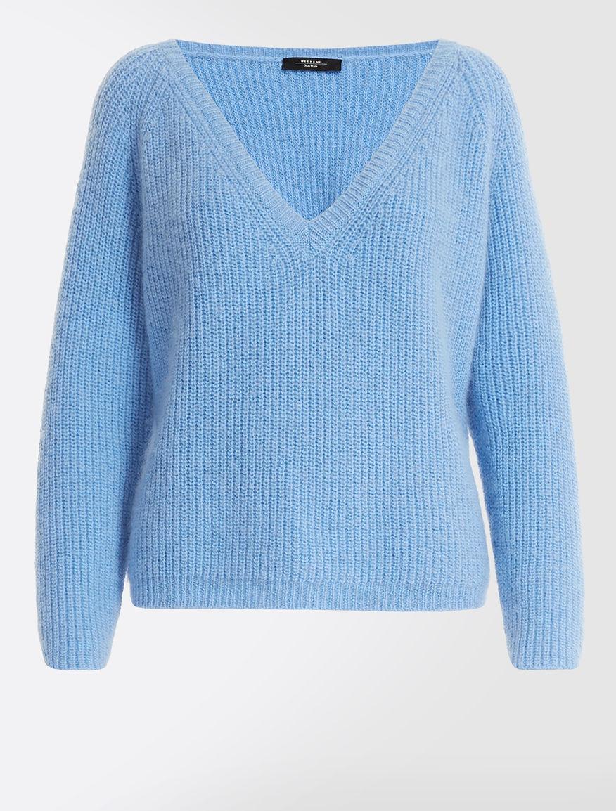 Mohair knit sweater Weekend Maxmara