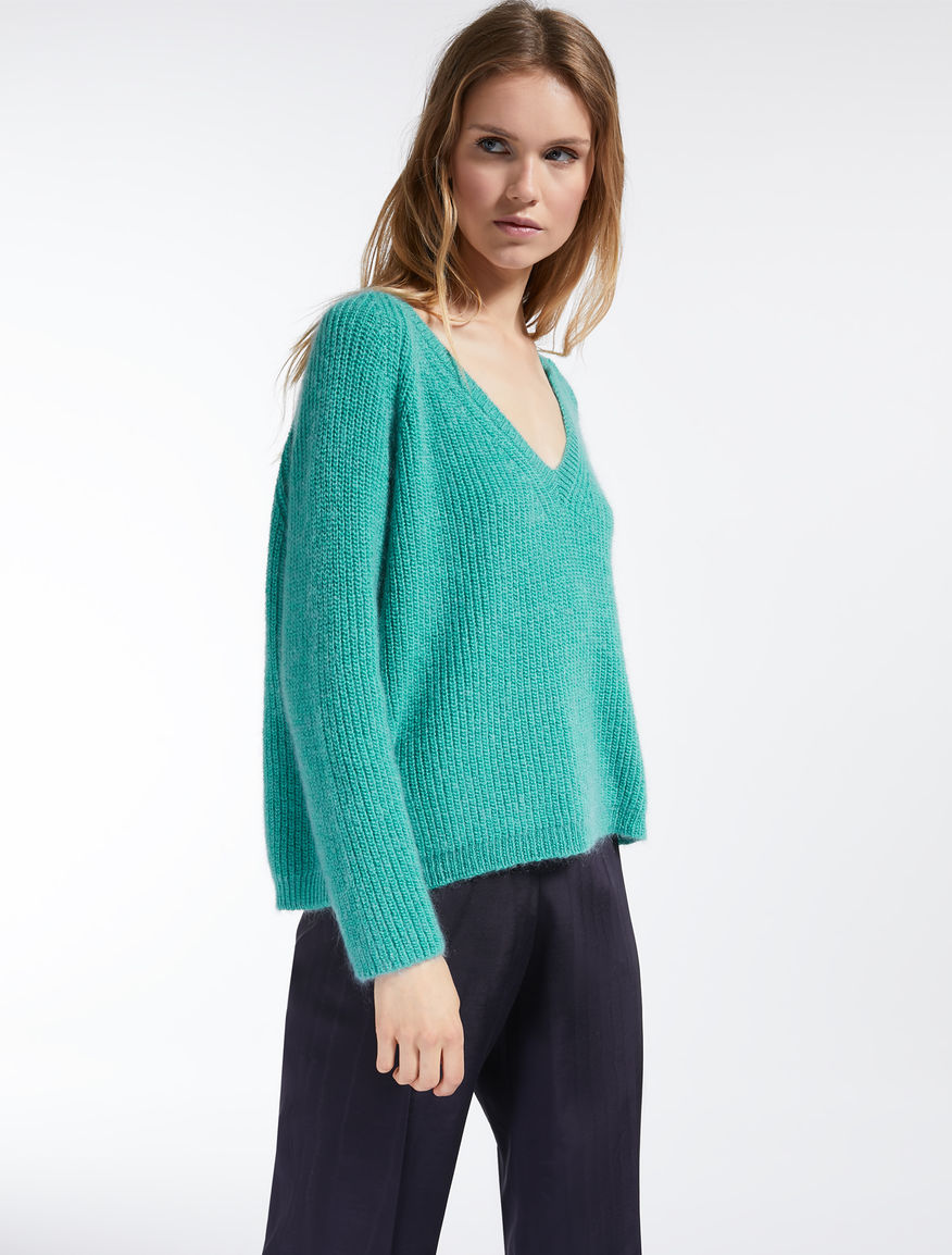 Mohair knit sweater Weekend Maxmara