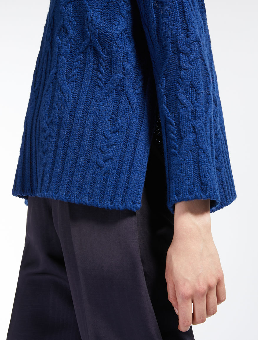 Wool yarn sweater Weekend Maxmara