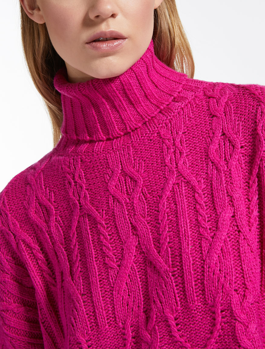 Wool yarn sweater Weekend Maxmara