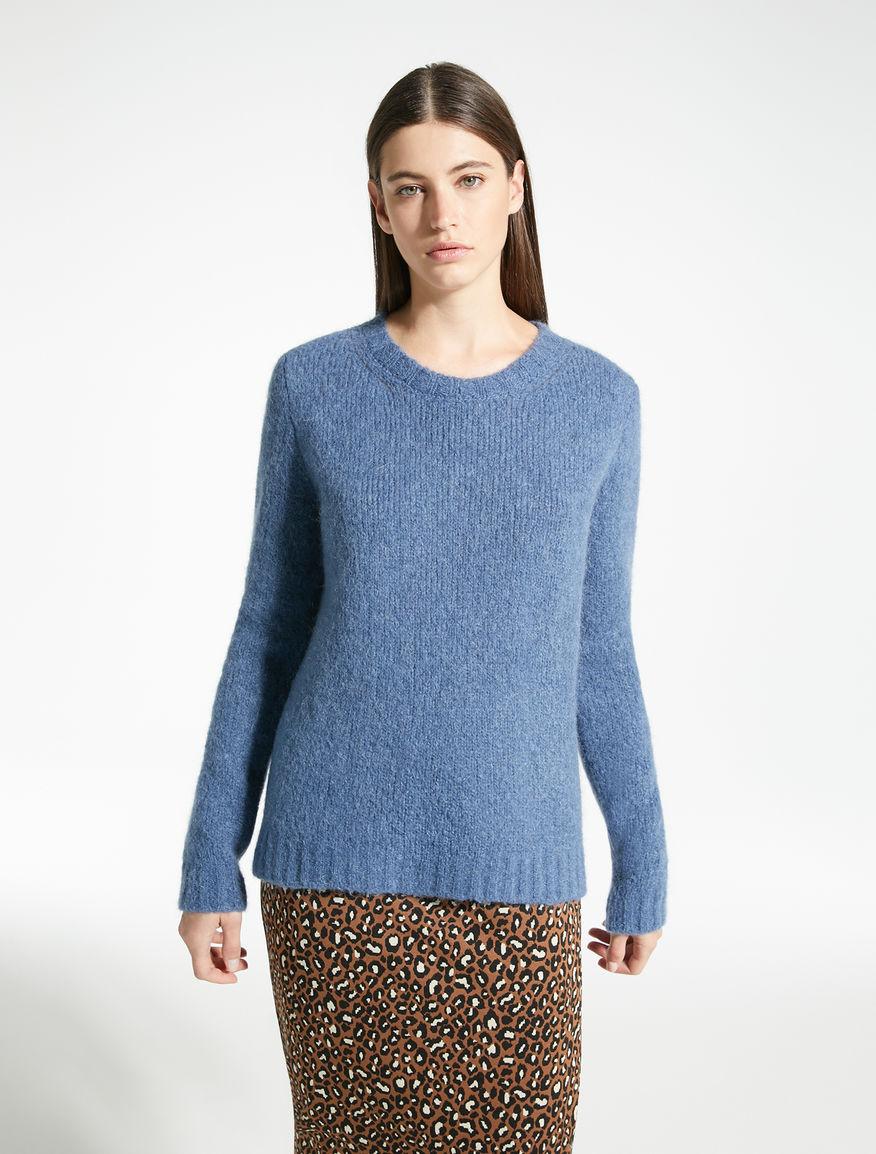 Pullover in filato mohair e lana Weekend Maxmara