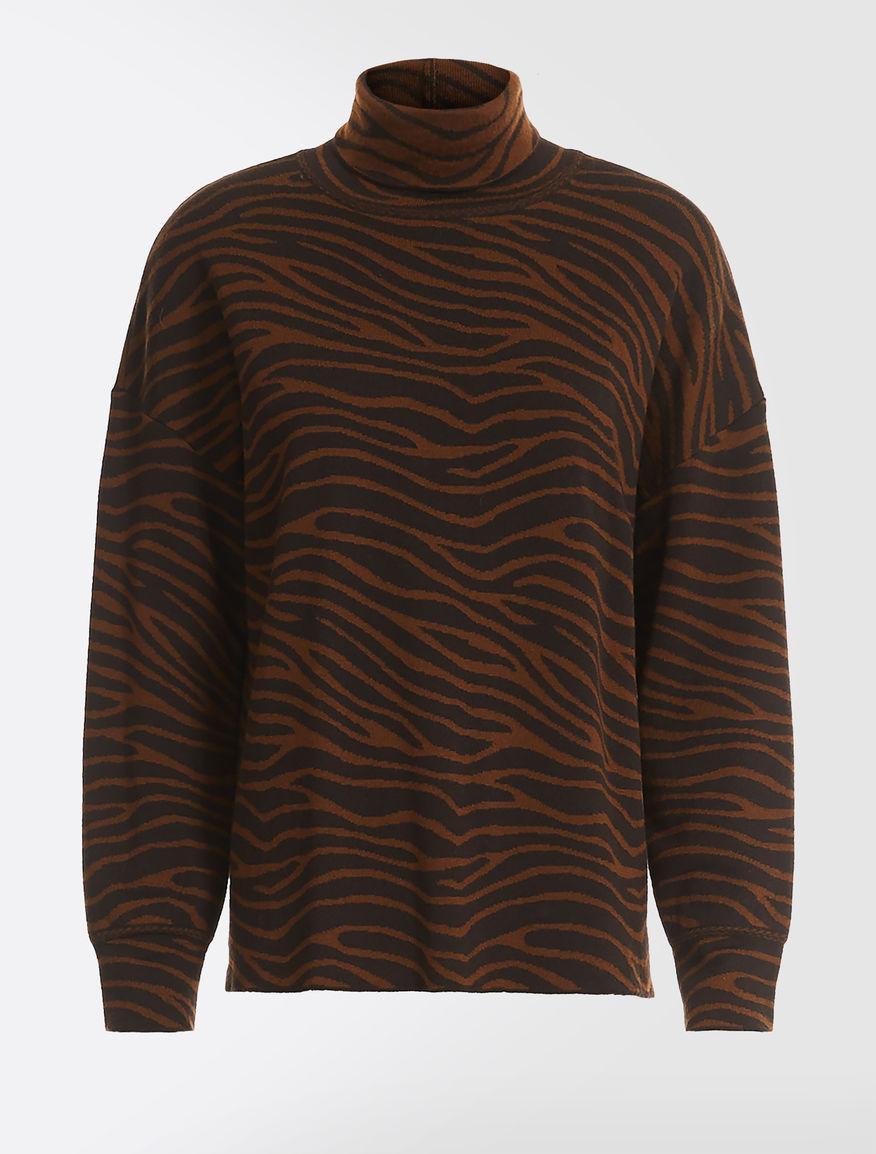 Jacquard wool yarn jumper Weekend Maxmara
