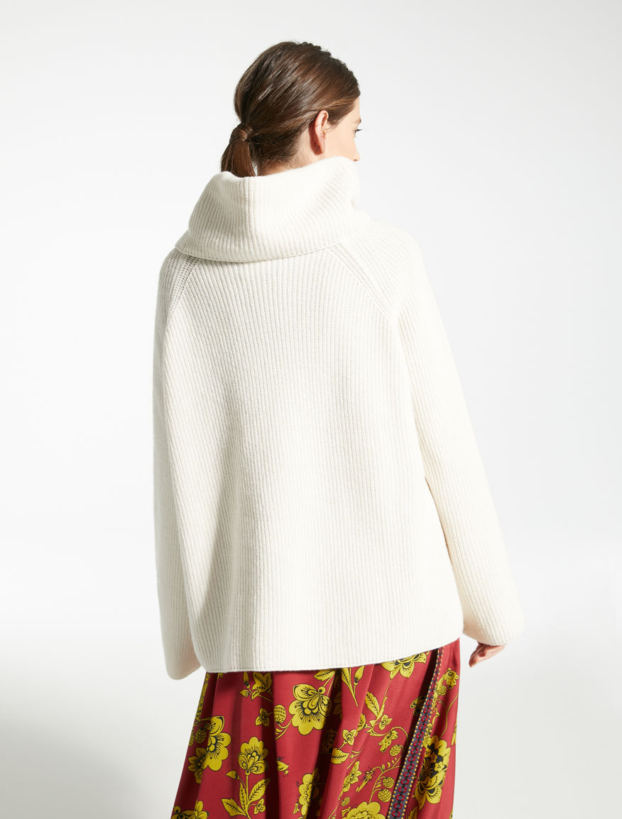 Pullover in filato di lana Weekend Maxmara