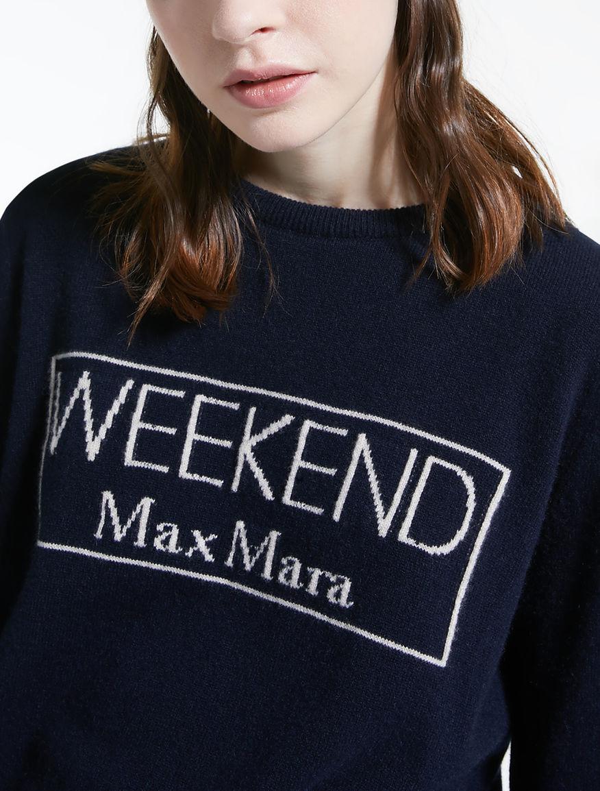 Cashmere yarn jumper Weekend Maxmara
