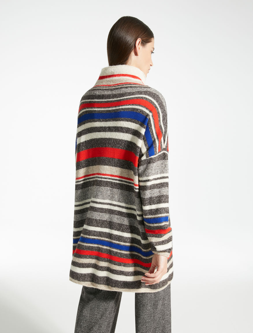 Maglia in filato di alpaca e lana Weekend Maxmara