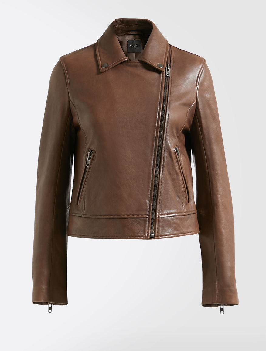 Leather jacket Weekend Maxmara